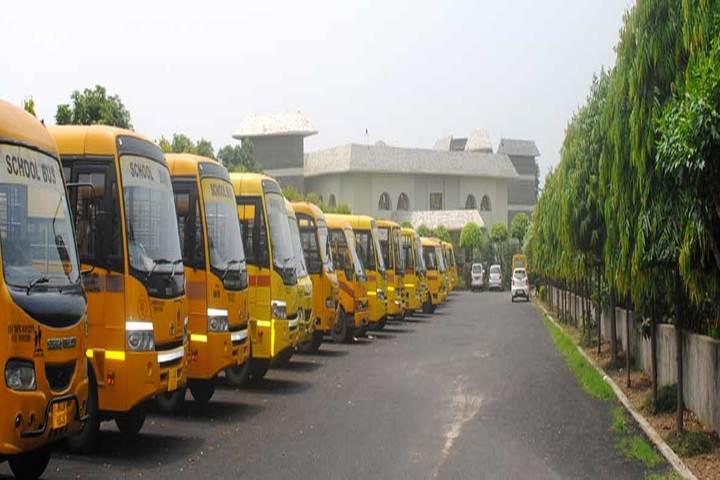 K C International School-Transport