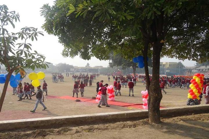 K C Public School-Play Ground