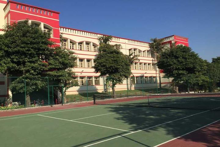 K C Public School-School Campus