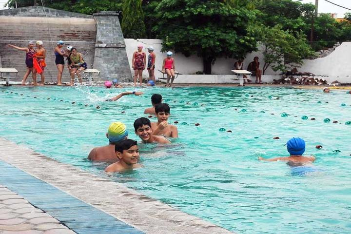 K C Public School-Summer Camp
