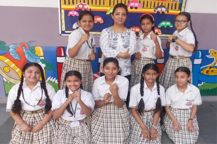 KC Gurukul Public School-Activity Copy