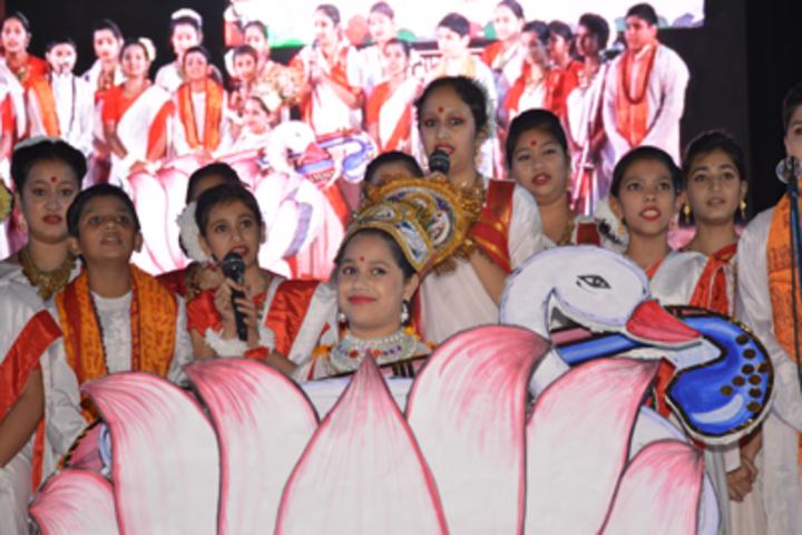 KC Gurukul Public School-Annual Day