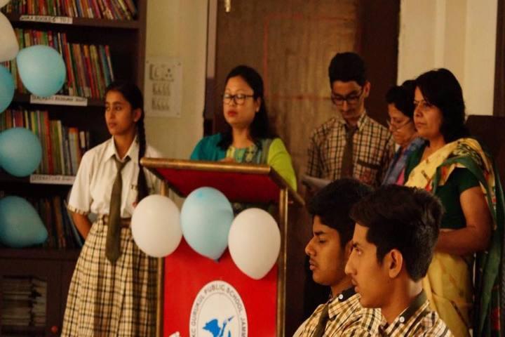 KC Gurukul Public School-Childrens Day