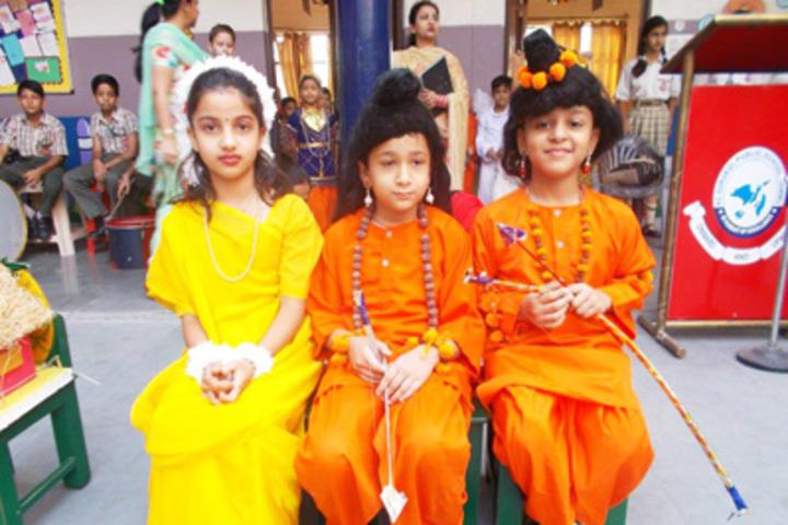 KC Gurukul Public School-Fancy Dress