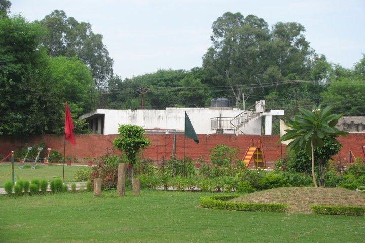 KC Gurukul Public School-Ground