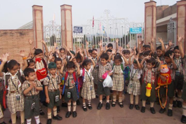 KC Gurukul Public School-School Trip