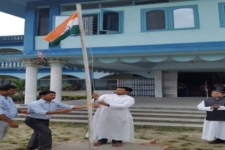 St Francis De Sales School-Independence Day Celebrations