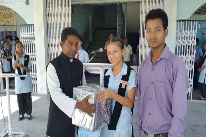 St Francis De Sales School-Prize Distribution