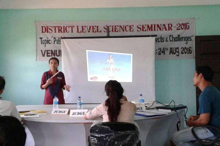 St Francis De Sales School-Science Seminar