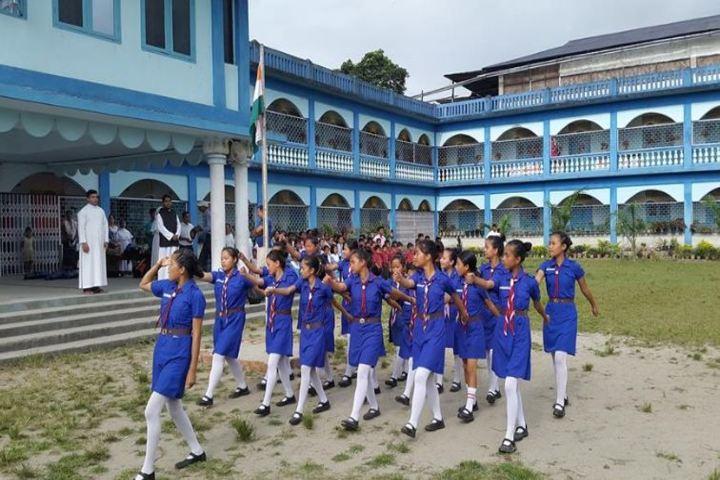 St Francis De Sales School-Scouts and Guides