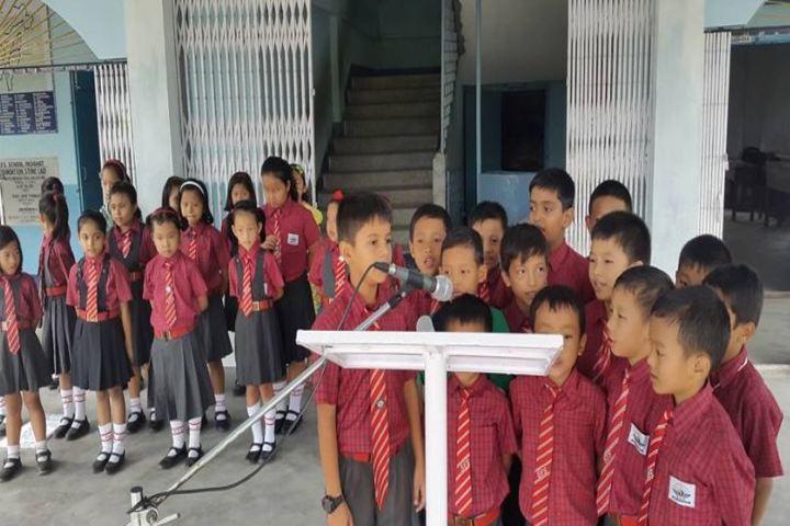 St Francis De Sales School-Singing