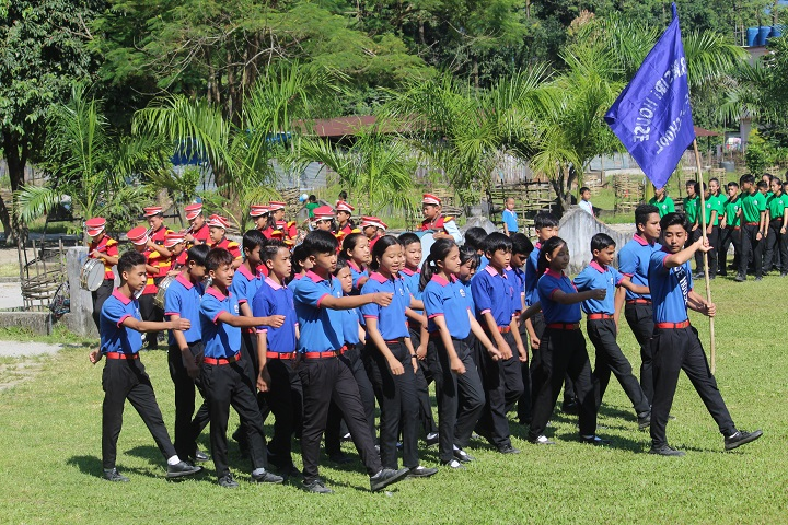 St Francis De Sales School-Sports Day Celebration