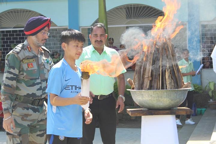 St Francis De Sales School-Sports Day