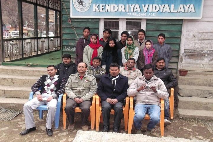 Kendriya Vidyalaya-Faculty