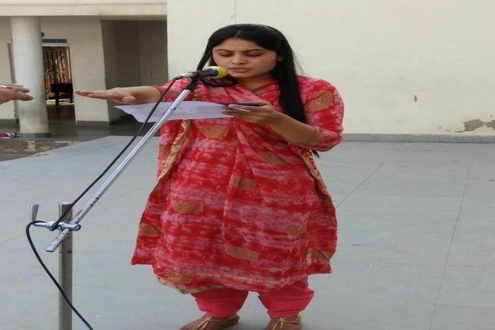 Kendriya Vidyalaya-Prayer