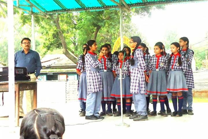 Kendriya Vidyalaya-Singing