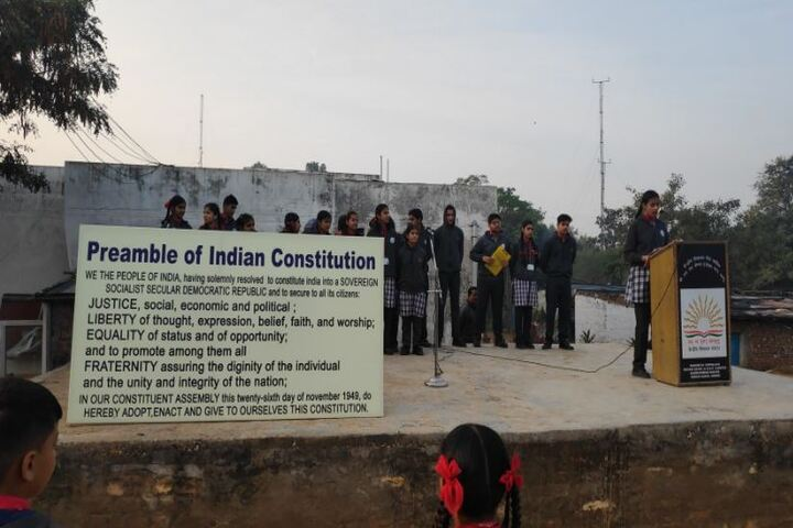 Kendriya Vidyalaya-Constitution Day Celebration