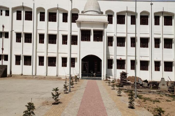 Kendriya Vidyalaya-School Builiding