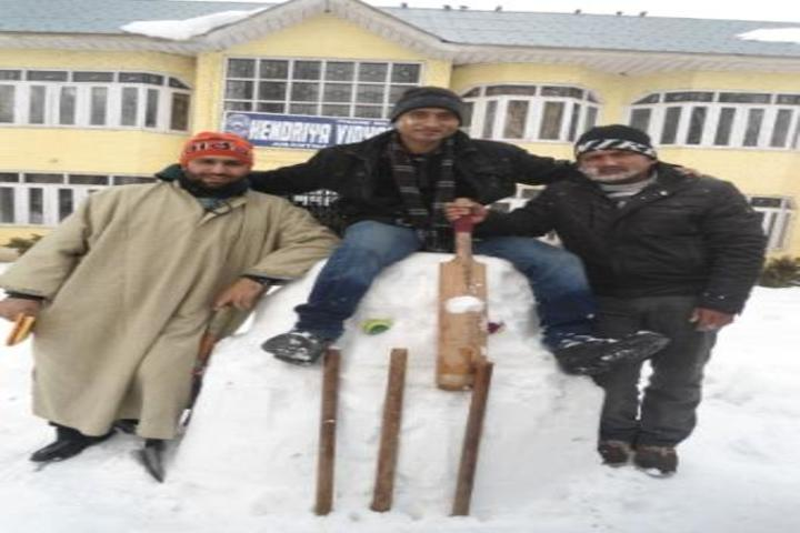 Kendriya Vidyalaya-Cricket