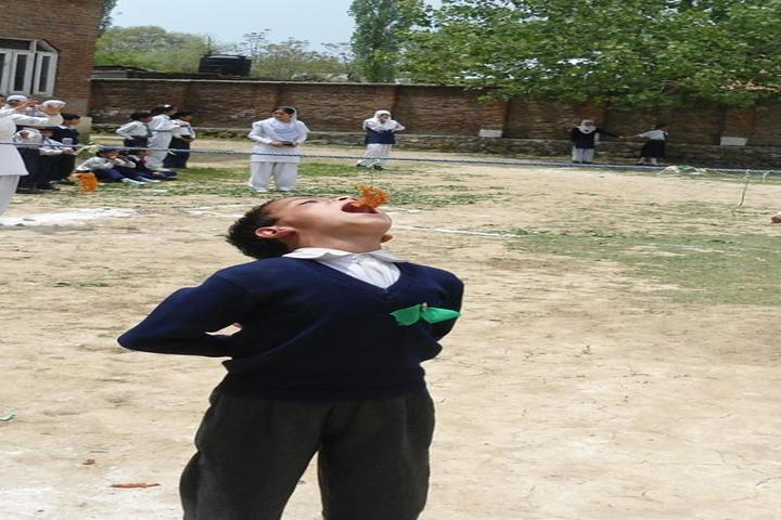 Kendriya Vidyalaya-Game