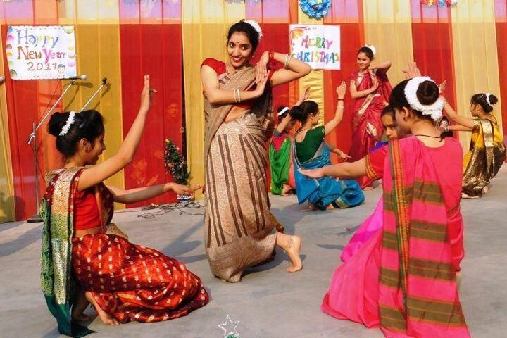 Kendriya Vidyalaya-Dance View