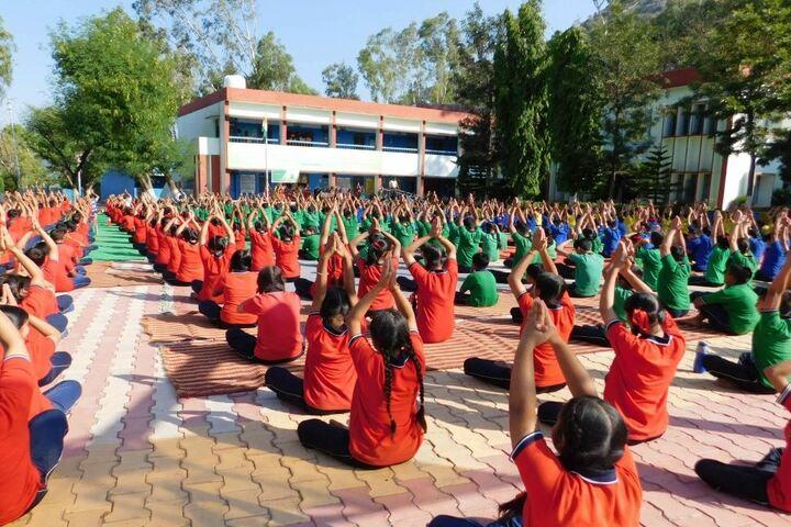Kendriya Vidyalaya-Yoga View