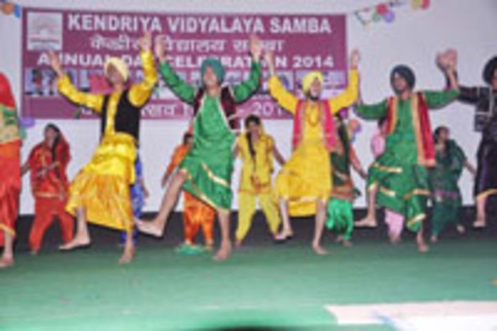 Kendriya Vidyalaya-Punjabi Dance
