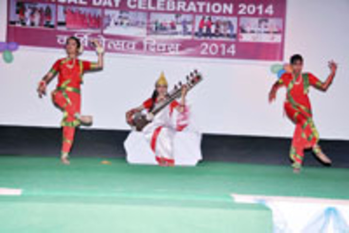 Kendriya Vidyalaya-Traditional Dance