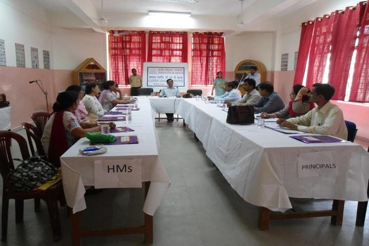 Kendriya Vidyalaya-Staff Room