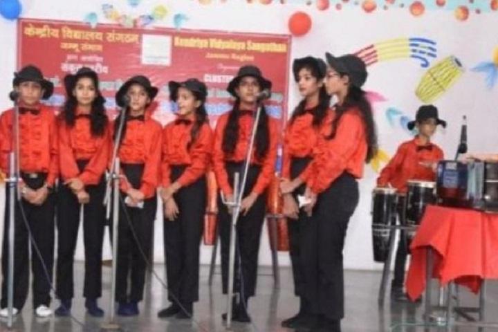 Kendriya Vidyalaya No 1-Singing