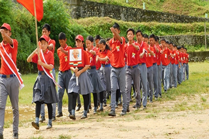 St. Xavier's School -Marching Activity