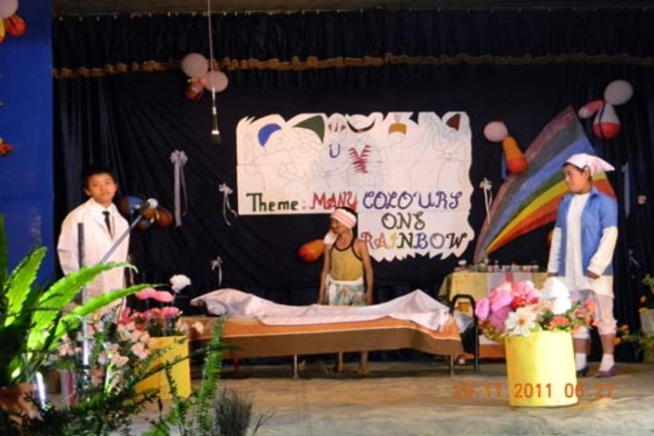 St. Xavier's School - Drama Activity
