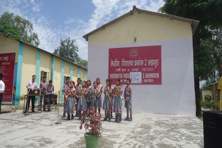 Kendriya Vidyalaya No 2-Singing