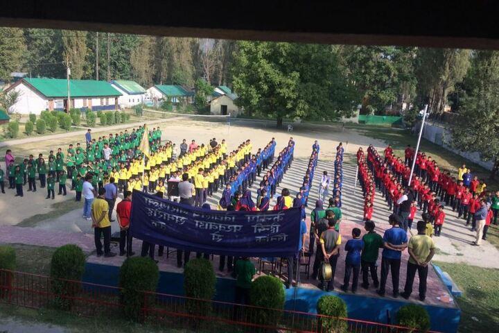 Kendriya Vidyalya-Assembly