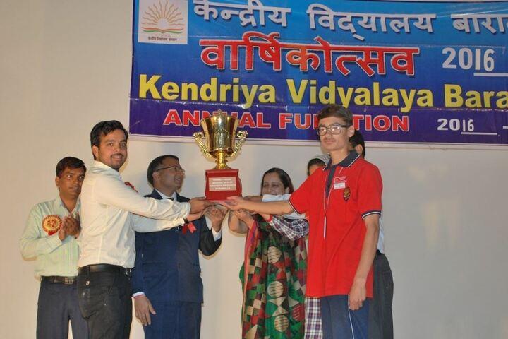 Kendriya Vidyalya-Award