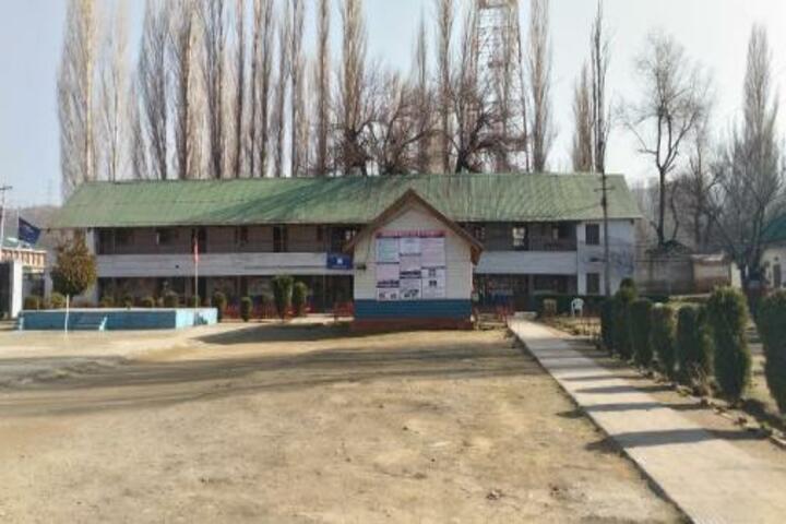 Kendriya Vidyalya-Building