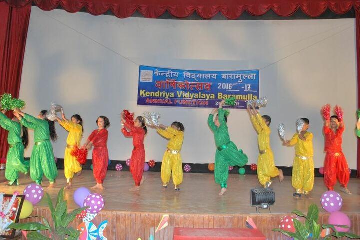 Kendriya Vidyalya-Dance