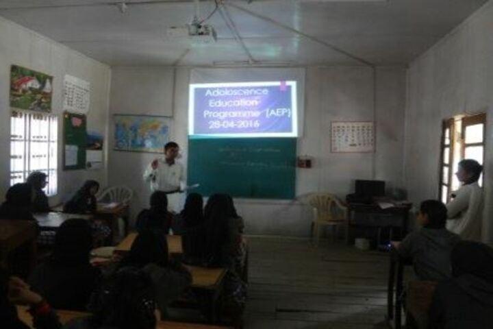 Kendriya Vidyalya-Digital Classroom