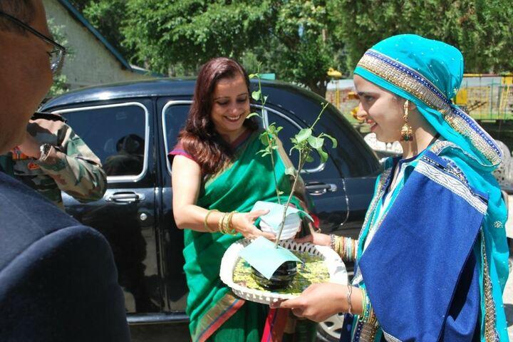 Kendriya Vidyalya-Inviteting
