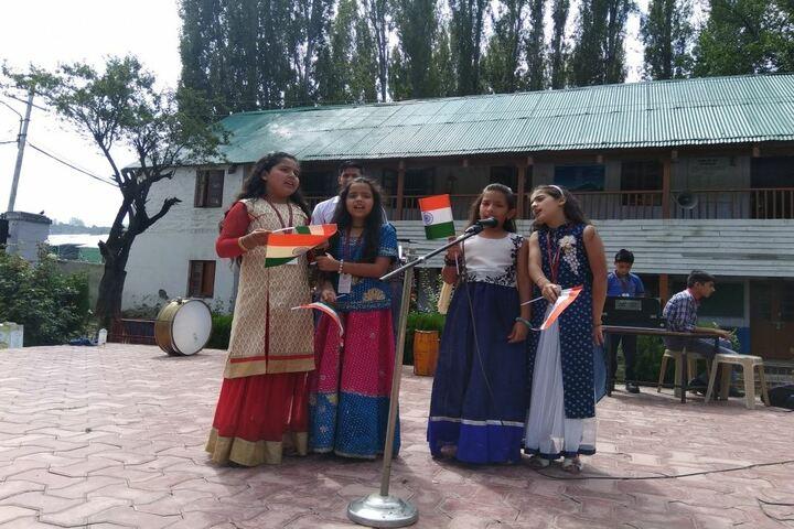 Kendriya Vidyalya-Singing