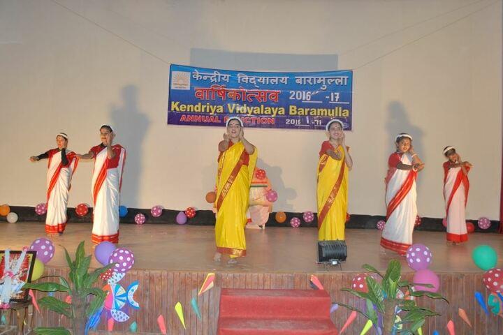 Kendriya Vidyalya-Traditional Dance