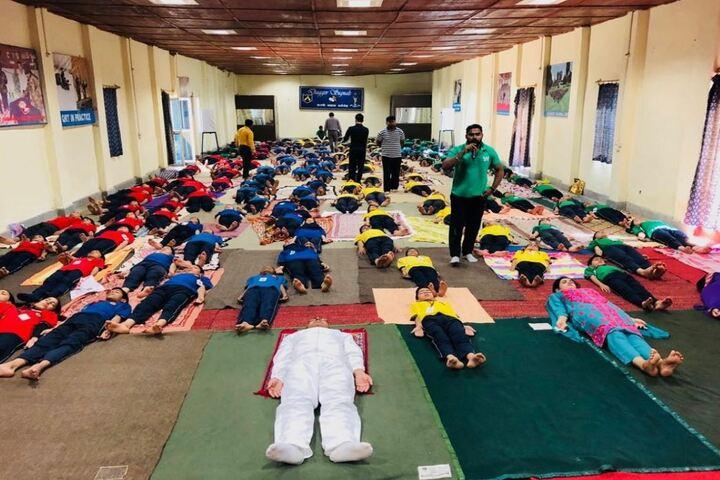 Kendriya Vidyalya-Yoga