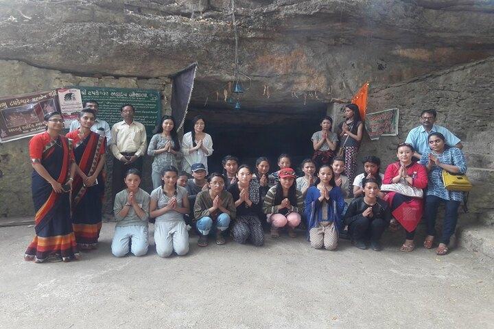 Mahabodhi Residential School-Education Tour