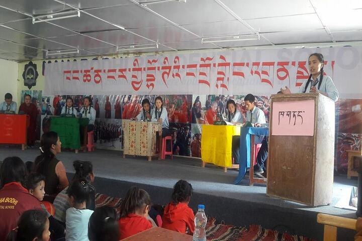 Mahabodhi Residential School-Quiz Competition