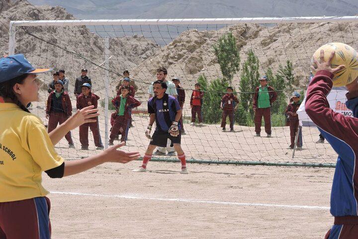 Mahabodhi Residential School-Sports