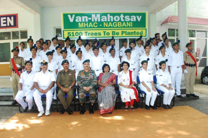 Maharaja Harisingh Agricultural Collegiate School-Staff