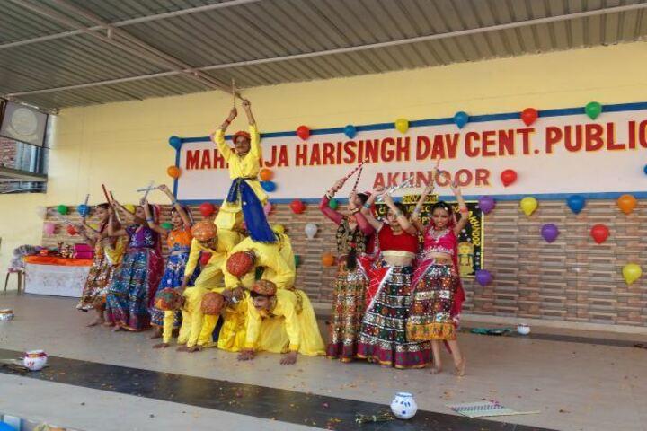 Maharaja Harisingh D A V Centanary Public School-Dance