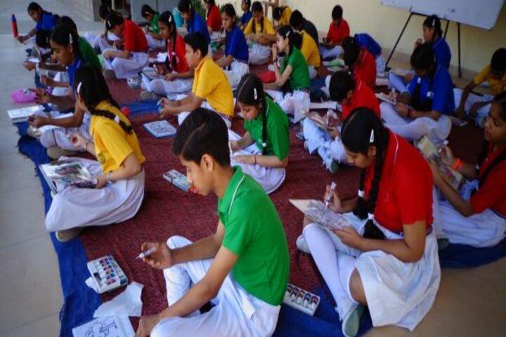 Maharaja Harisingh D A V Centanary Public School-Drawing