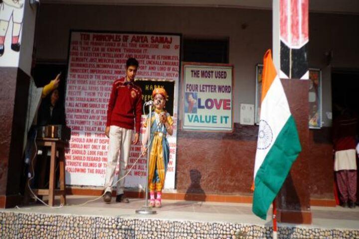 Maharaja Harisingh D A V Centanary Public School-Event