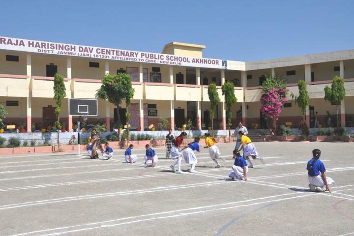 Maharaja Harisingh D A V Centanary Public School-Playground